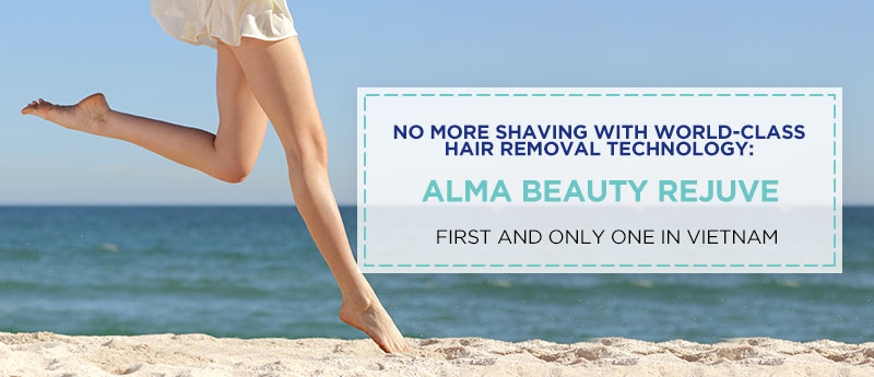 Hair Removal For Summer