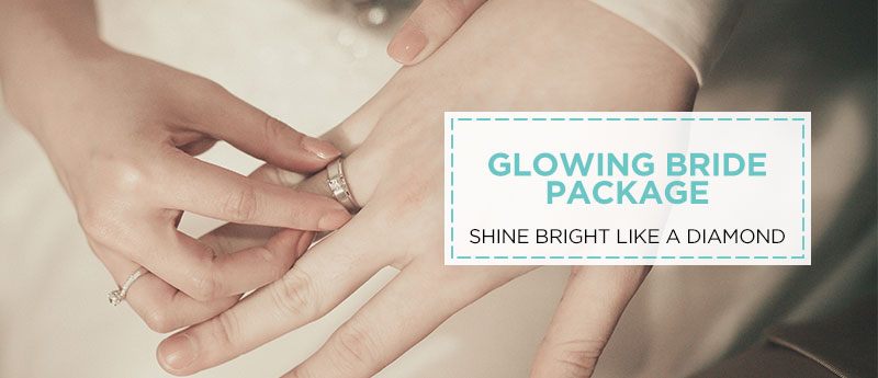 Skin glowing bride package
