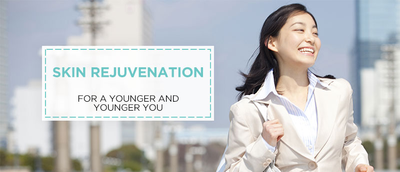 Skin rejuvenation therapy 1