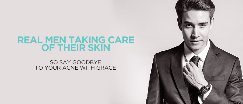 Acne Treatment For Gentlemen