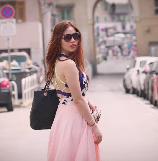 Doan Kieu My - Kimiko - Yellowblock