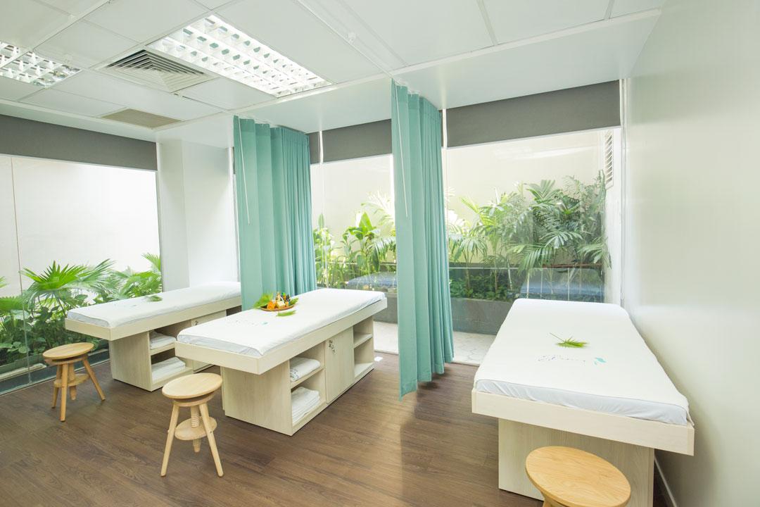 dịch vụ chăm sóc da grace skincare clinic