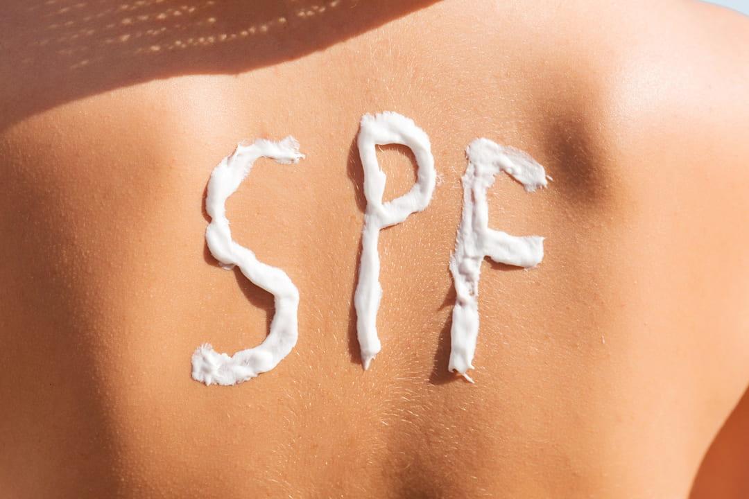 chỉ số chống nắng spf trong kem chống nắng