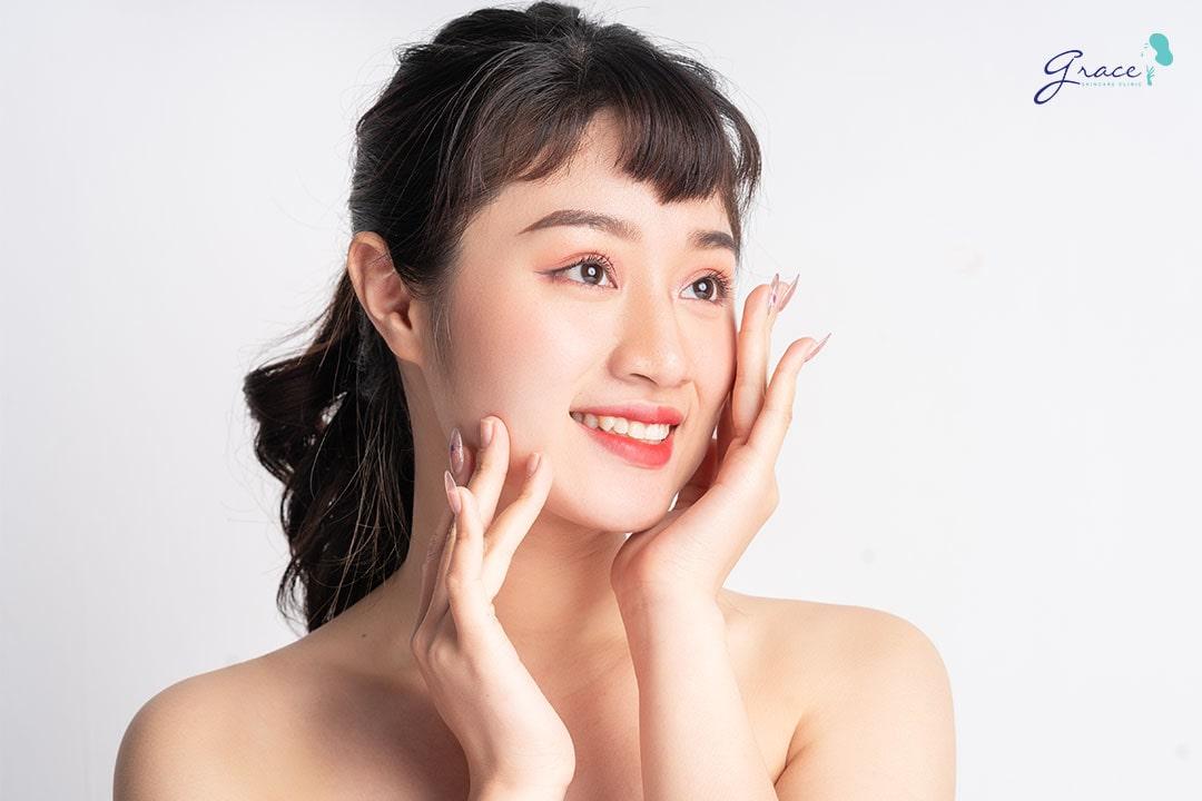điện di collagen có tác dụng tốt với da