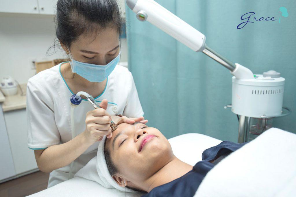 Mài da vi điểm là một liệu pháp trẻ hóa da