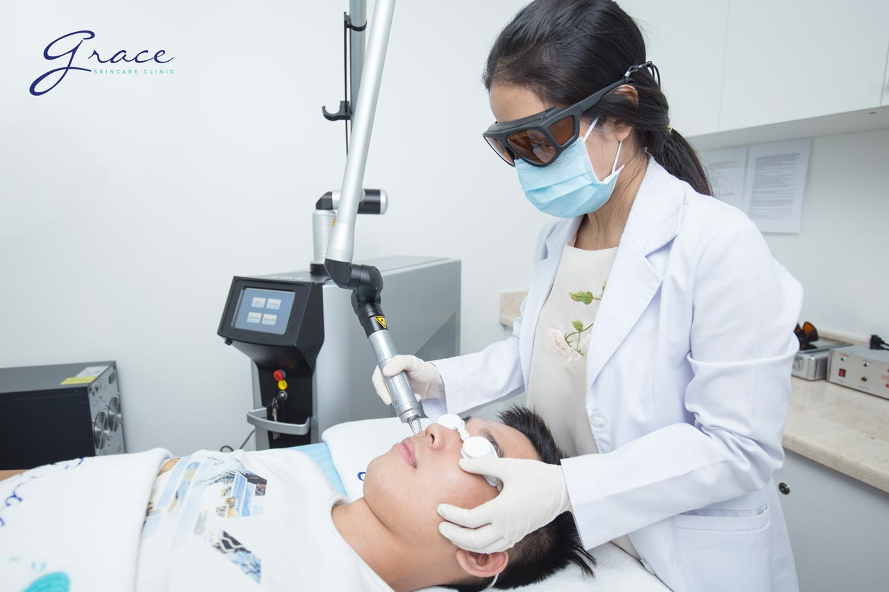 Experienced laser tattoo removal dermatologist