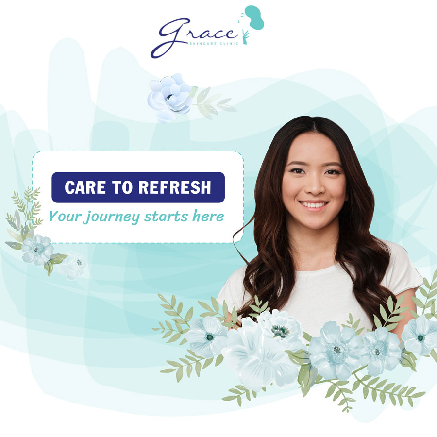 Care to Refresh - Your Journey Starts Here
