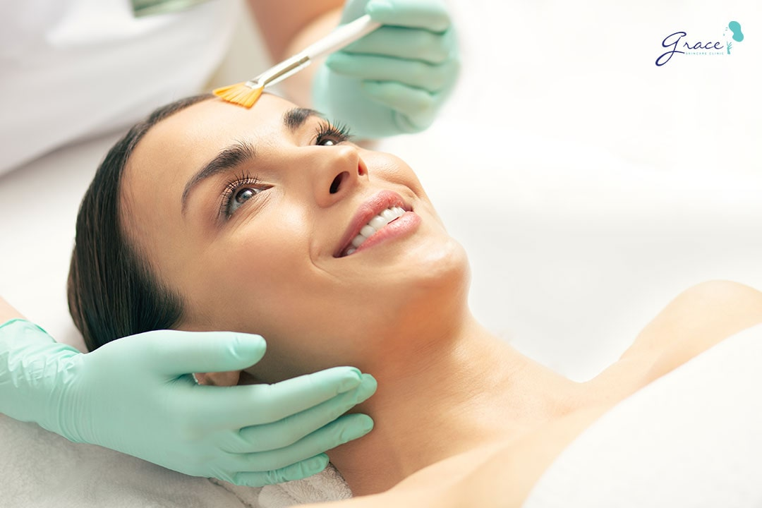 cách trị nhăn da mặt